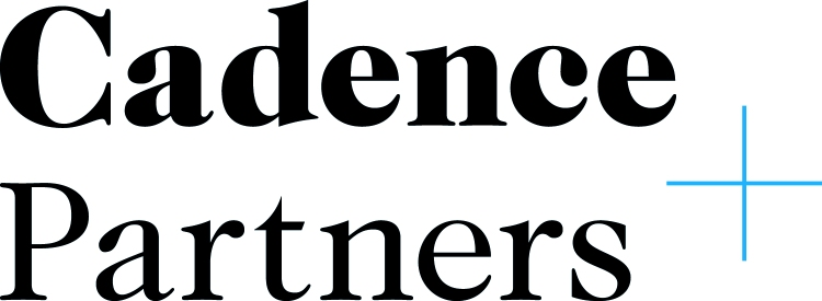 Cadence Partners logo, linking to their website