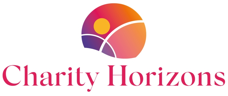 Charity Horizons logo, linking to their website