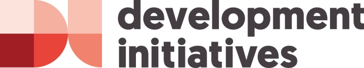 Development Initiatives logo linking to their website