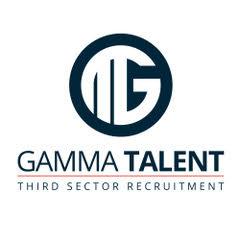 Gamma Talent logo, linking to their website