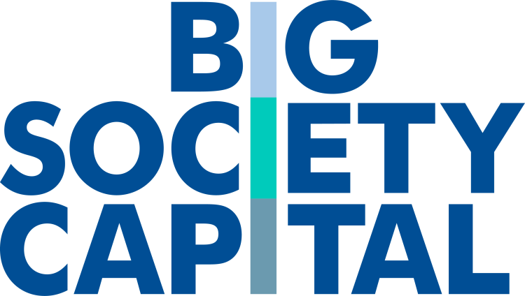 Big Society Capital logo, linking to their website