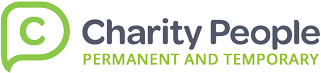 Charity People logo, linking to their website
