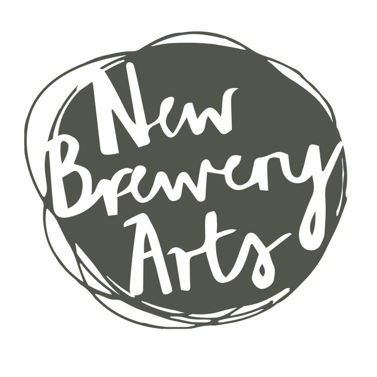New Brewery Arts logo linking to their website