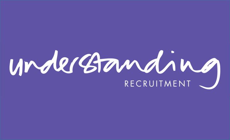 Understanding Recruitment logo, linking to their website