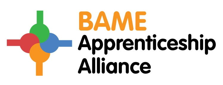 BAME Apprenticeship Alliance logo linking to their website