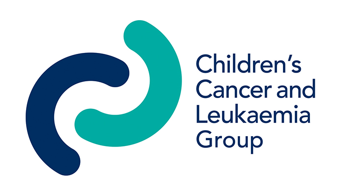 Children's Cancer and Leukaemia Group logo linking to their website