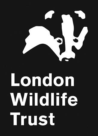 London Wildlife Trust logo linking to their website