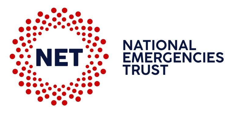 National Emergencies Trust logo linking to their website