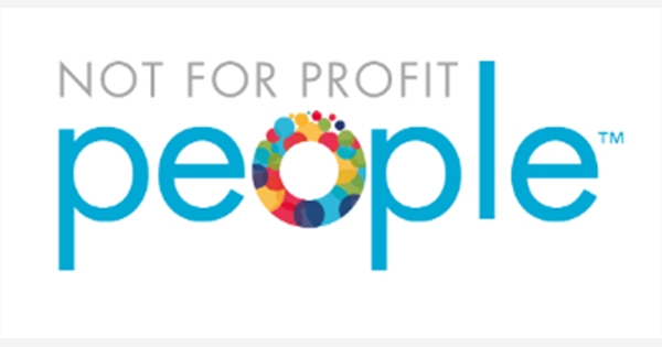 Not for Profit People logo, linking to their website