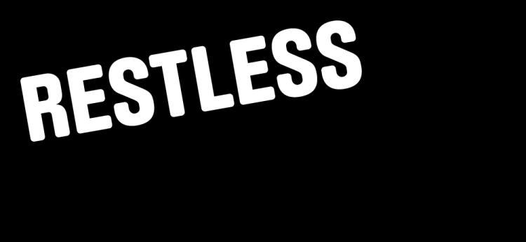 Restless Development logo linking to their website