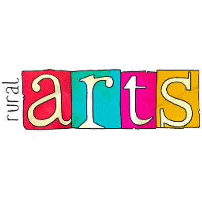 Rural Arts logo linking to their website