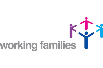 Working Families logo linking to their website