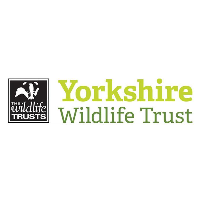 Yorkshire Wildlife Trust logo linking to their website