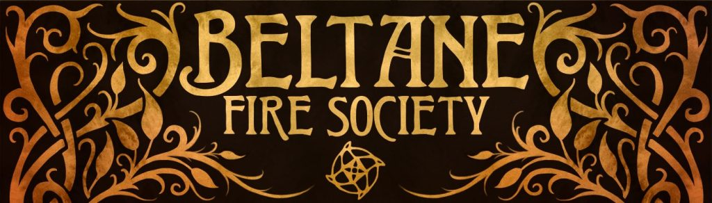 Beltane Fire Society logo linking to their website