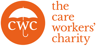 The Care Workers' Charity logo linking to their website