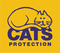 Cats Protection logo, linking to their website