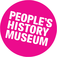 People's History Museum logo linking to their website