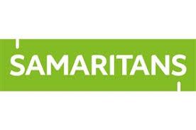 Samaritans logo linking to their website