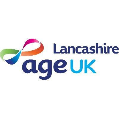 Age UK Lancashire logo linking to their website