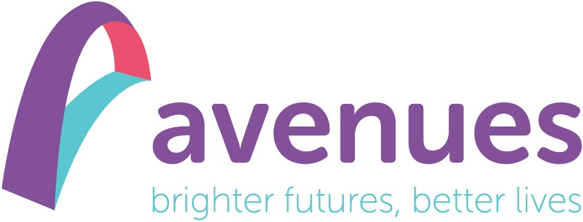 Avenues logo linking to their website