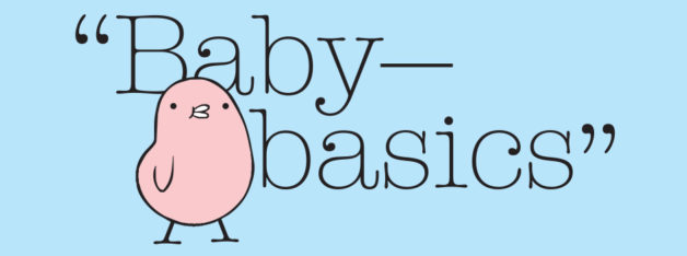 Baby Basics logo linking to their website