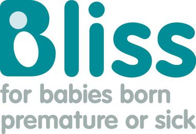 Bliss logo linking to their website