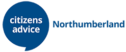 Citizens Advice Northumberland logo linking to their website