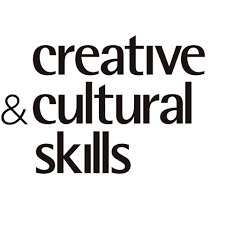 Creative and Cultural Skills logo linking to their website