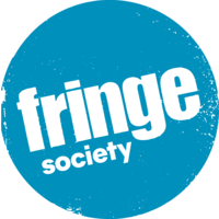 Fringe Society logo linking to their website