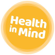 Health in Mind logo linking to their website