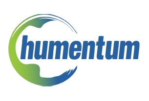 Humentum logo linking to their website