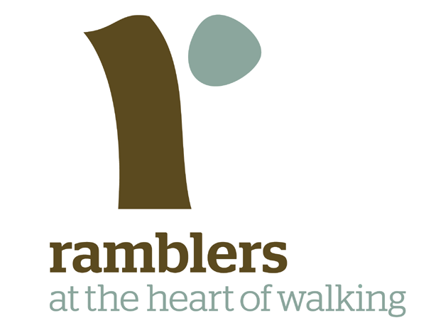 Ramblers logo linking to their website
