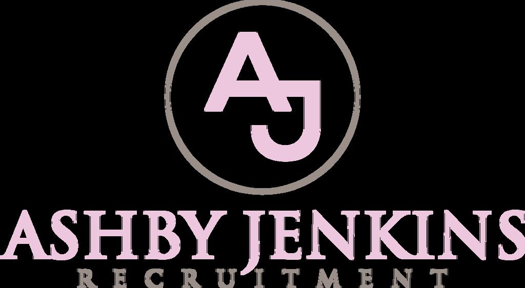 Ashby Jenkins Recruitment logo, linking to their website