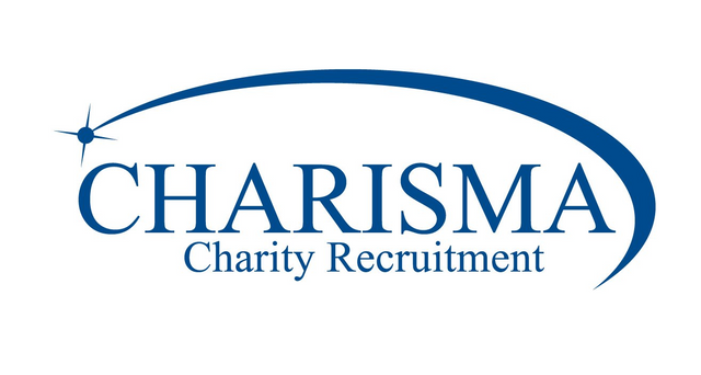 Charisma Charity Recruitment logo, linking to their website