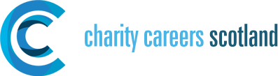 Charity Careers Scotland logo, linking to their website