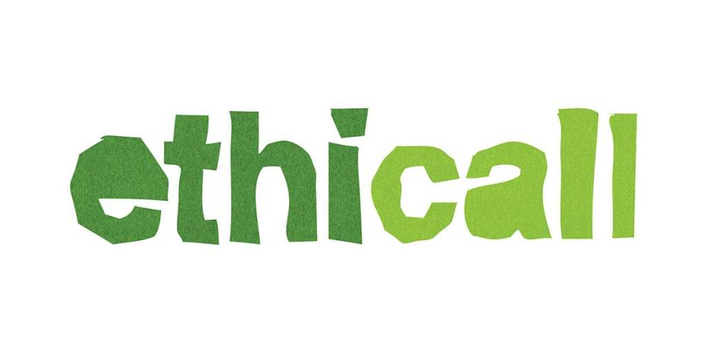 Ethicall logo, linking to their website