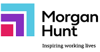 Morgan' Hunt's logo, linking to their website