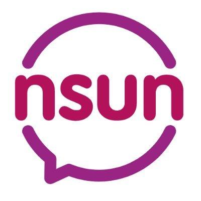 National Survivor User Network logo linking to their website