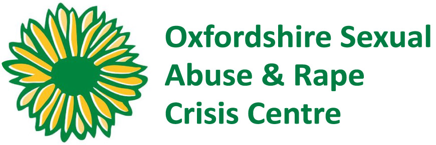 Oxfordshire Sexual Abuse and Rape Crisis Centre logo linking to their website