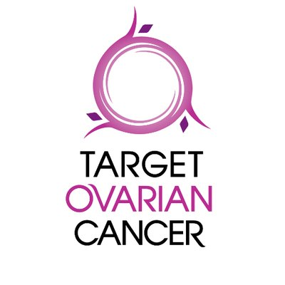Target Ovarian Cancer logo linking to their website