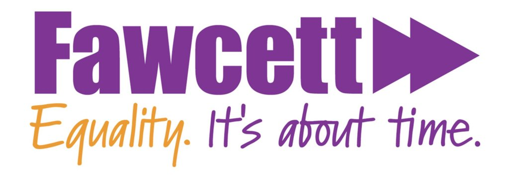Fawcett Society logo linking to their website