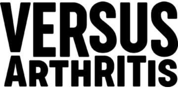 Versus Arthritis logo linking to their website