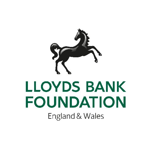 Lloyds Bank Foundation logo, linking to their website