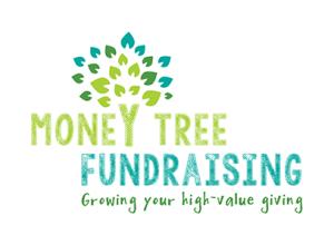 Money Tree Fundraising logo, linking to their website