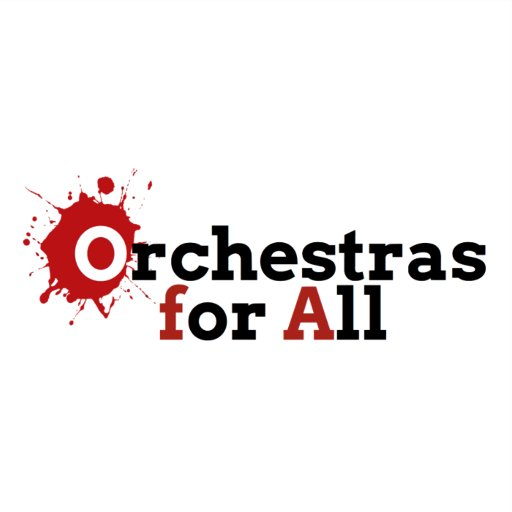 Orchestras for All logo linking to their website