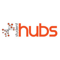Student Hubs logo linking to their website