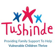 Tushinde Children's Trust logo linking to their website