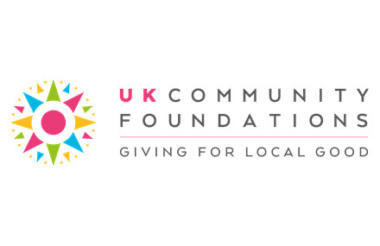 UK Community Foundations logo, linking to their website