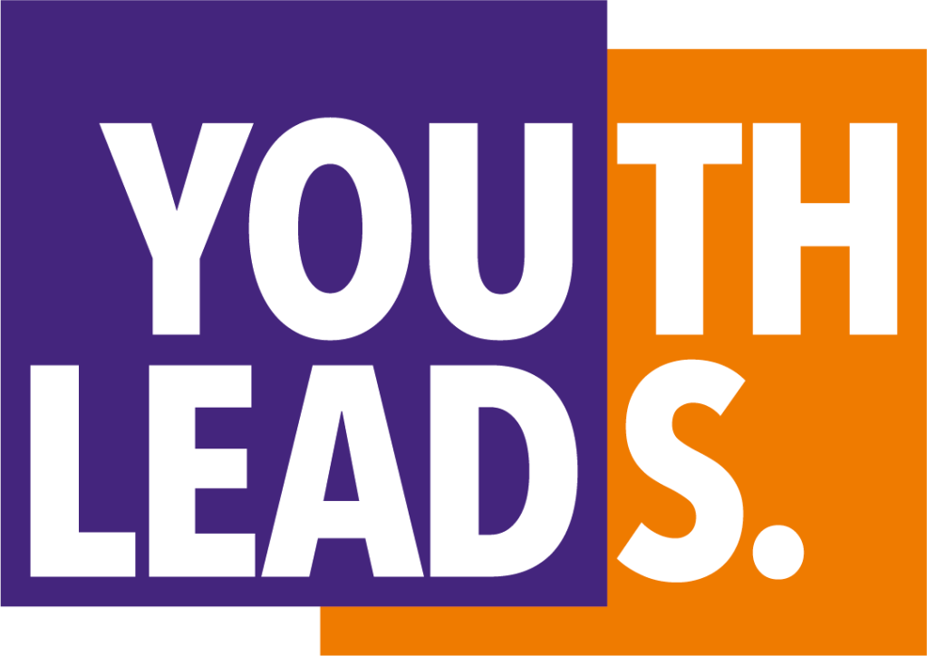 Youth Leads logo linking to their website