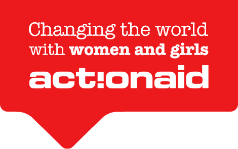 ActionAid UK logo linking to their website